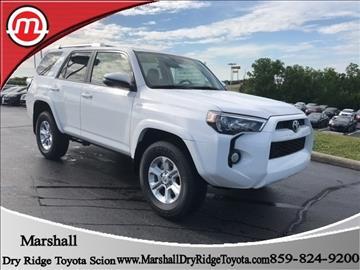 2017 Toyota 4Runner for sale in Dry Ridge, KY