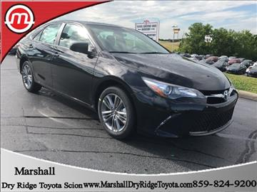 2017 Toyota Camry for sale in Dry Ridge, KY