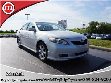 2007 Toyota Camry for sale in Dry Ridge, KY