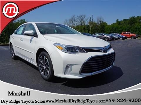 2018 Toyota Avalon Hybrid for sale in Dry Ridge, KY