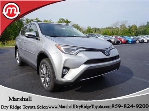 2017 Toyota RAV4 Hybrid for sale in Dry Ridge, KY