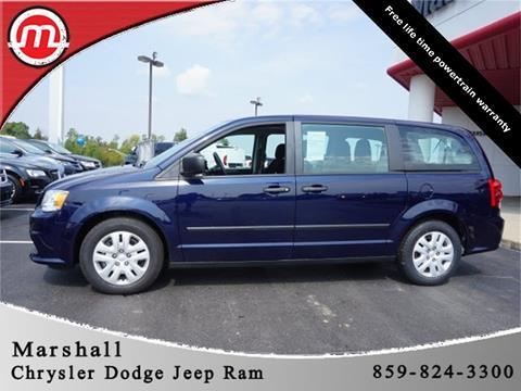 2015 Dodge Grand Caravan for sale in Crittenden, KY