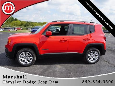 2017 Jeep Renegade for sale in Crittenden, KY