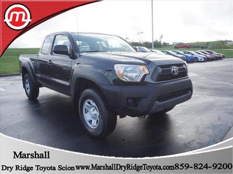2015 Toyota Tacoma for sale in Dry Ridge, KY