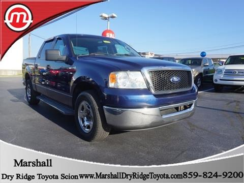 2008 Ford F-150 for sale in Dry Ridge, KY