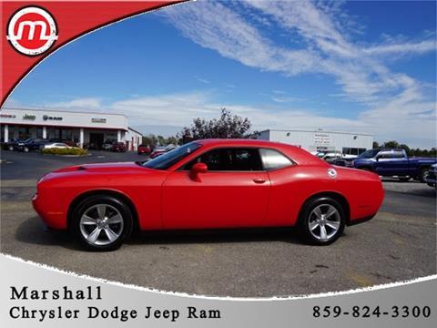 2017 Dodge Challenger for sale in Crittenden, KY