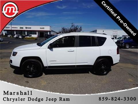 2017 Jeep Compass for sale in Crittenden, KY