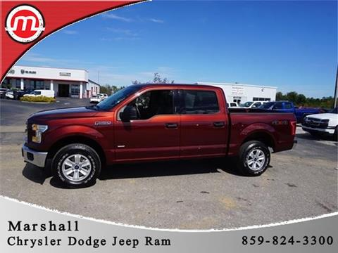 2017 Ford F-150 for sale in Crittenden, KY