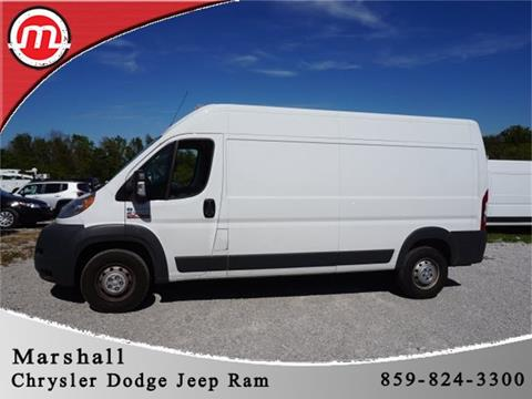 2017 RAM ProMaster Cargo for sale in Crittenden, KY