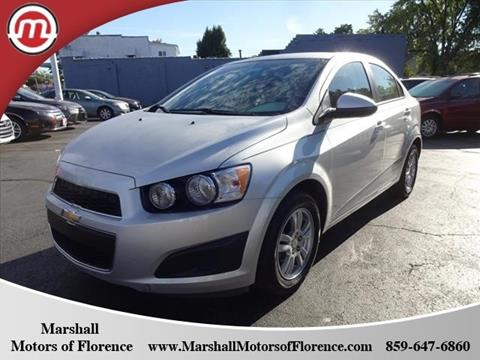 2016 Chevrolet Sonic for sale in Florence, KY