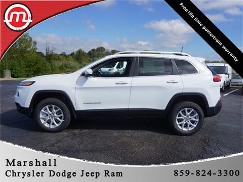 2018 Jeep Cherokee for sale in Crittenden, KY