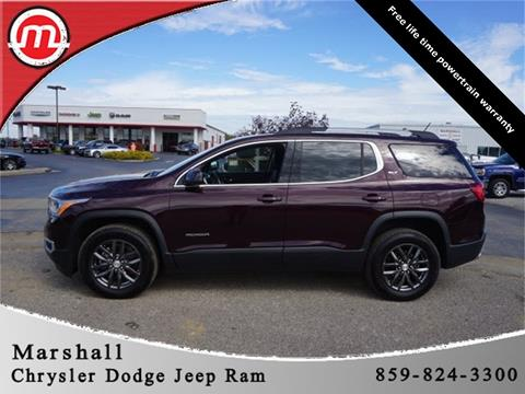 2017 GMC Acadia for sale in Crittenden, KY