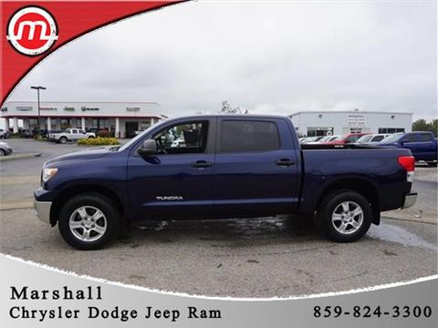 2012 Toyota Tundra for sale in Crittenden, KY