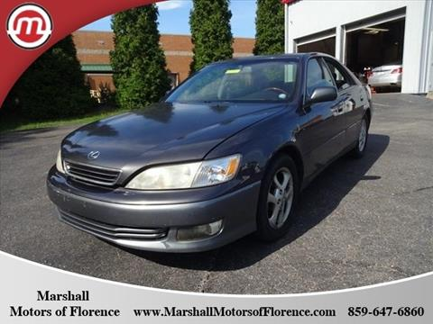 2001 Lexus ES 300 for sale in Florence, KY