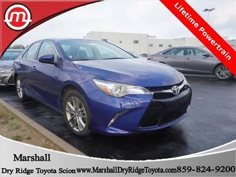 2016 Toyota Camry for sale in Dry Ridge, KY