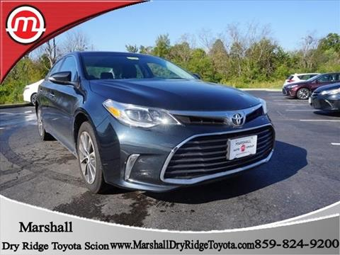 2016 Toyota Avalon for sale in Dry Ridge, KY