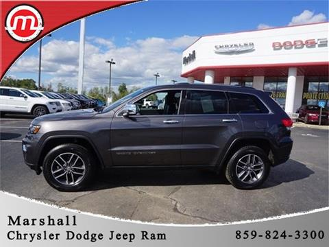 2017 Jeep Grand Cherokee for sale in Crittenden, KY