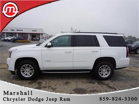 2017 GMC Yukon for sale in Crittenden, KY