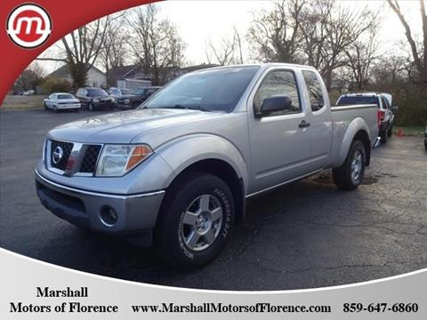2008 Nissan Frontier for sale in Florence, KY