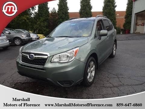 2014 Subaru Forester for sale in Florence, KY