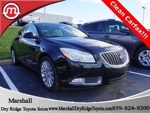 2011 Buick Regal for sale in Dry Ridge, KY
