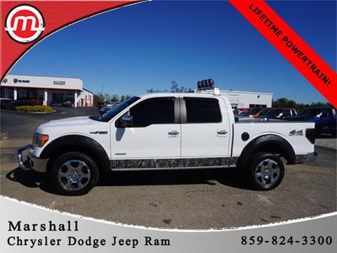 2011 Ford F-150 for sale in Crittenden, KY