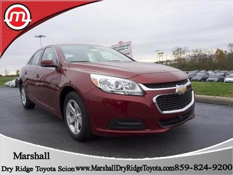 2016 Chevrolet Malibu Limited for sale in Dry Ridge, KY