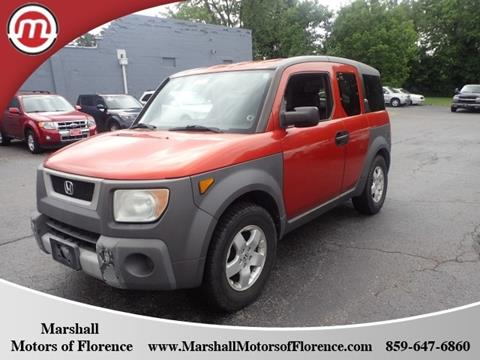 2003 Honda Element for sale in Florence, KY