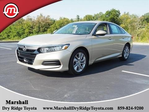 2018 Honda Accord for sale in Dry Ridge, KY