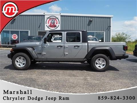 2020 Jeep Gladiator for sale in Crittenden, KY