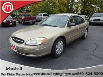 2001 Ford Taurus for sale in Dry Ridge, KY