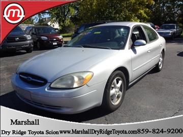 2002 Ford Taurus for sale in Dry Ridge, KY