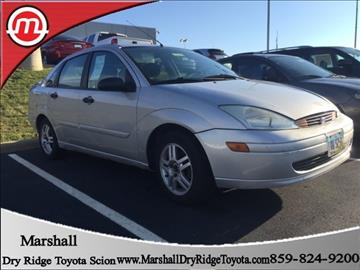 2002 Ford Focus for sale in Dry Ridge, KY