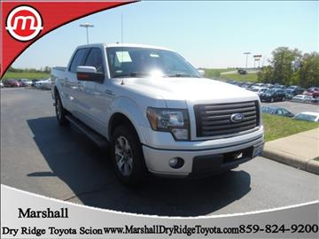 2011 Ford F-150 for sale in Dry Ridge, KY