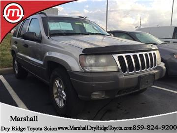 2003 Jeep Grand Cherokee for sale in Dry Ridge, KY