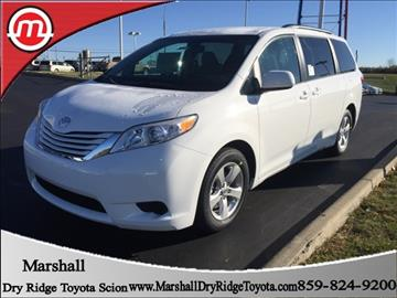 2017 Toyota Sienna for sale in Dry Ridge, KY