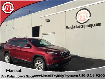 2015 Jeep Cherokee for sale in Dry Ridge, KY