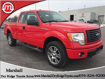 2014 Ford F-150 for sale in Dry Ridge, KY