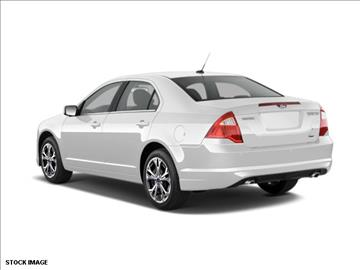 2012 Ford Fusion for sale in Florence, KY