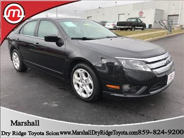 2011 Ford Fusion for sale in Dry Ridge, KY