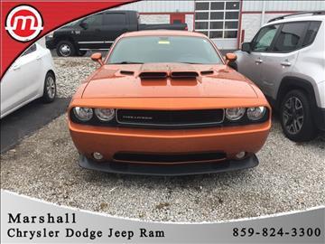 2011 Dodge Challenger for sale in Crittenden, KY