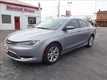 2015 Chrysler 200 for sale in Florence, KY