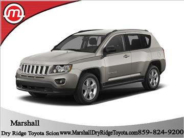 2014 Jeep Compass for sale in Dry Ridge, KY