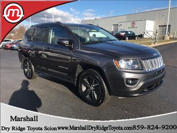 2016 Jeep Compass for sale in Dry Ridge, KY