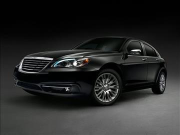 2012 Chrysler 200 for sale in Dry Ridge, KY