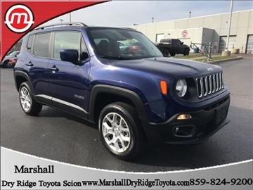 2016 Jeep Renegade for sale in Dry Ridge, KY