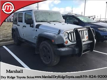2007 Jeep Wrangler Unlimited for sale in Dry Ridge, KY