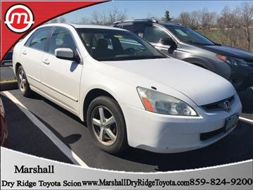 2005 Honda Accord for sale in Dry Ridge, KY