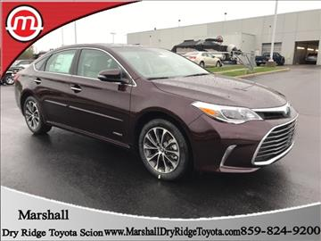 2017 Toyota Avalon Hybrid for sale in Dry Ridge, KY