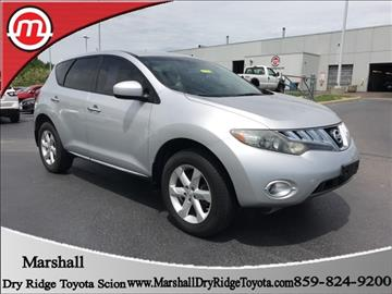 2009 Nissan Murano for sale in Dry Ridge, KY